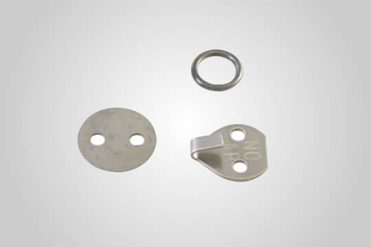 Lacing Hook & Washer & Ring